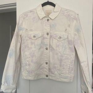 Multi Color Jean Jacket